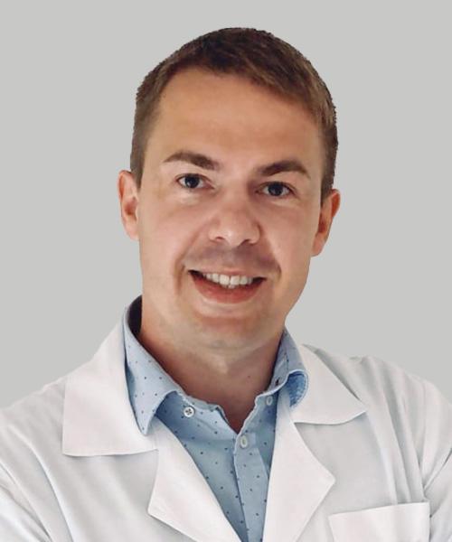 Marijus Žvikas Ortopedas-traumatologas