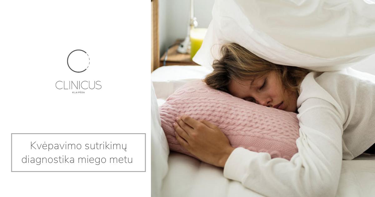 obstrukcinė miego apnėja