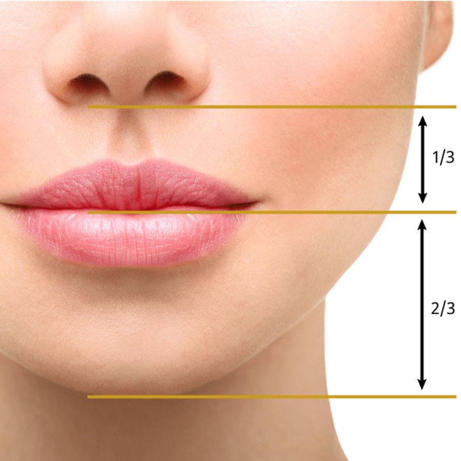 Lūpų korekcija